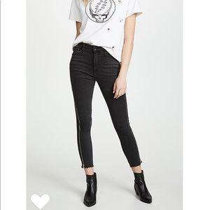 NEW • Rag & Bone • Nina High Rise Skinny Jeans